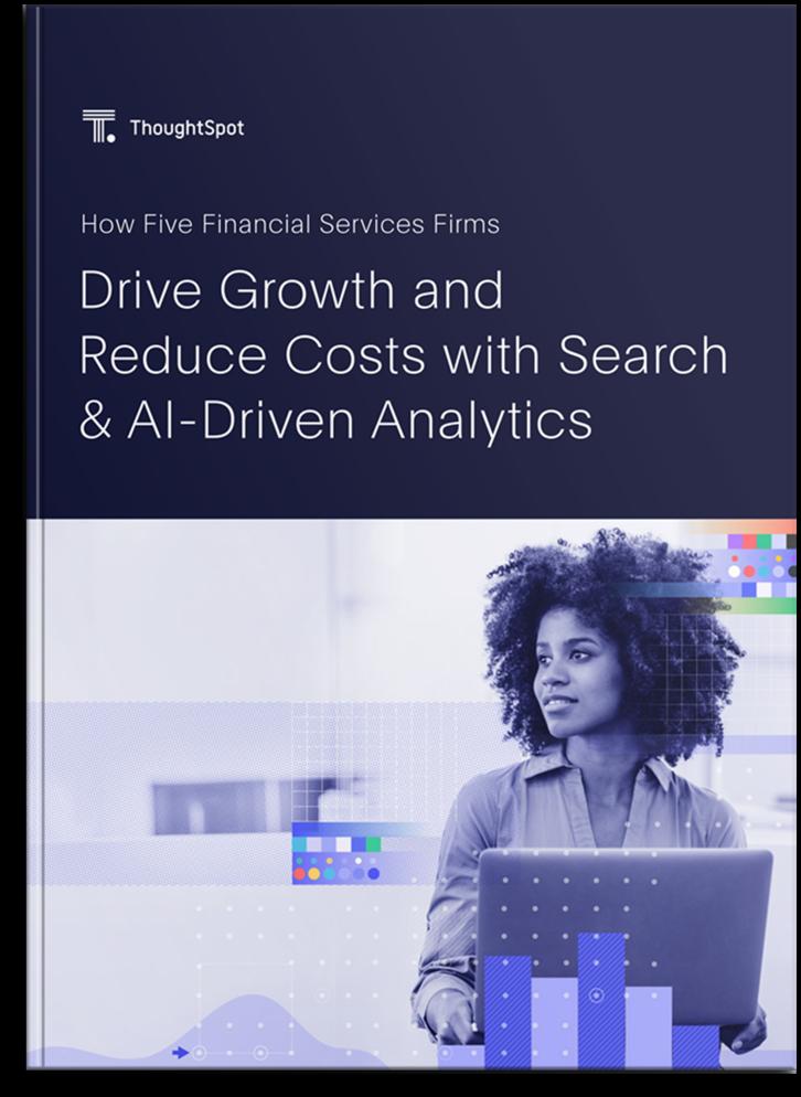 ThoughtSpot Financial Services E-Book