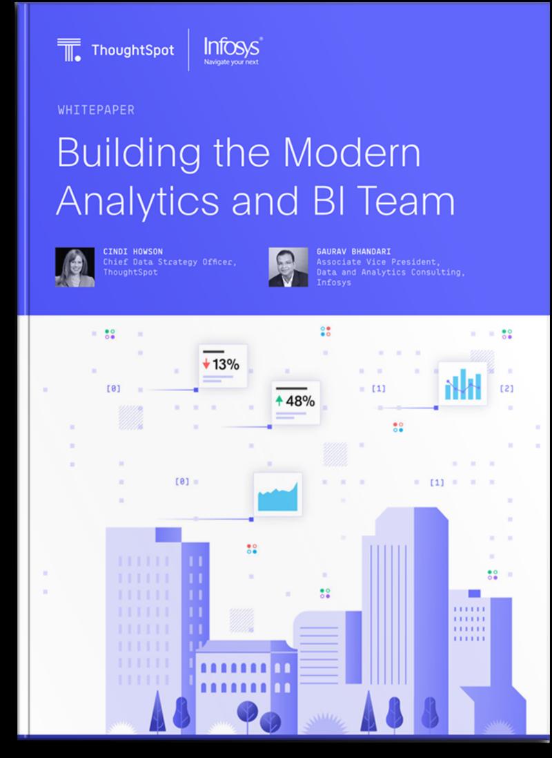 Building the Modern Analytics and BI Team